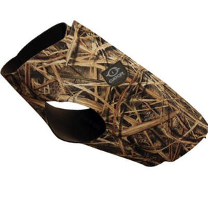 NEOPRENE DOG VEST- MOSSY OAK BLADES