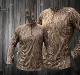 Gator Performance 1/4 Zip Breathable Field Shirt