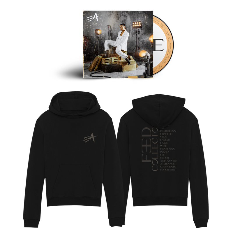 Feed Collector - Pack CD et Hoodie