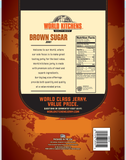 10oz World Kitchen's® Premium Jerky - Brown Sugar