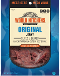 World Kitchen's 10oz Original Jerky Front