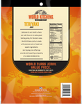 World Kitchen's 16oz Teriyaki Jerky Back