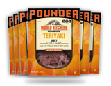 World Kitchen's 16oz Teriyaki Jerky 6ct