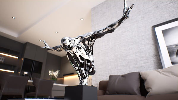 HYBRID RAYTRACING Interior Architecture Visualization in Unreal Engine 4. DEMO EXE.