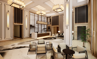 Modern Style Reception Unreal Engine_FULL_PROJECT