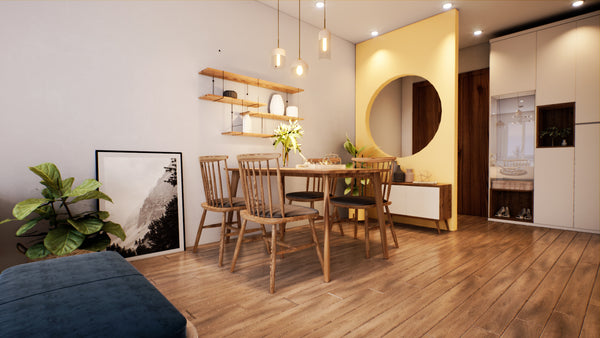 Scandinavian Interior in Unreal Engine_FULL_PROJECT