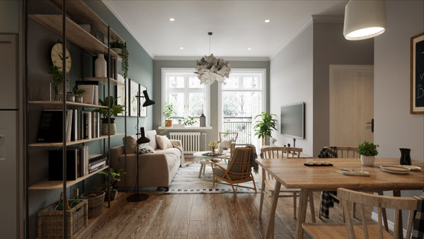 Scandinavian House Photorealistic Realtime Visualization In Unreal Eng 3darchstuffs