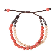 Load image into Gallery viewer, Coral Isabella Bracelet