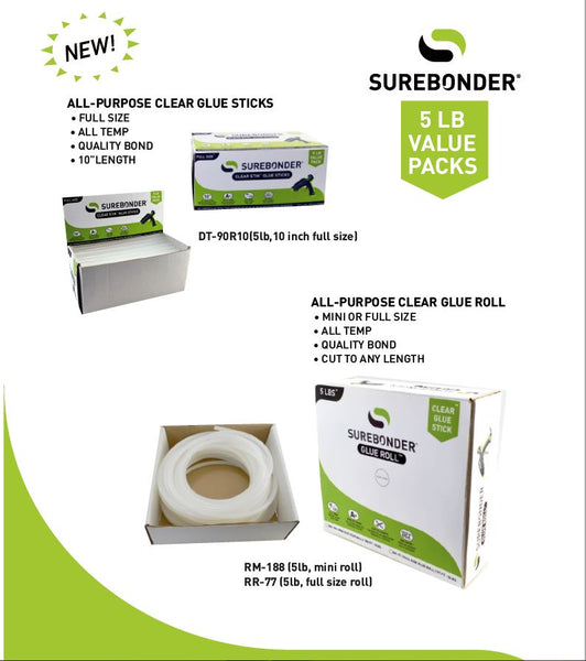 Surebonder value packs