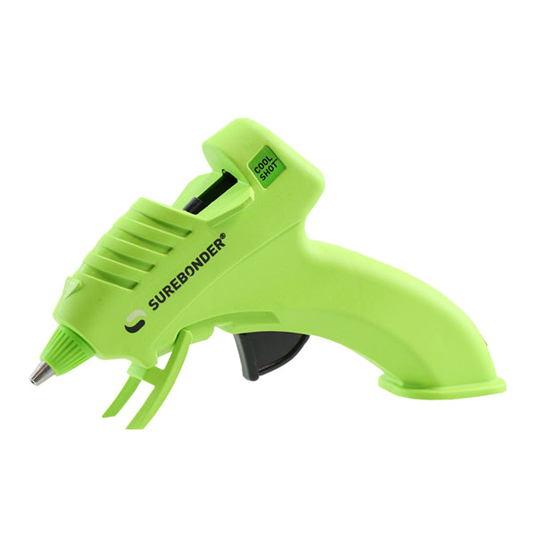 Surebonder Plus Series KD-160F Ultra Low Temperature Cool Shot Mini Hot Glue Gun