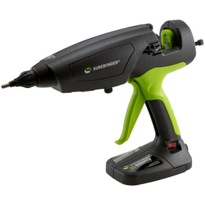 "Surebonder Pro2-500 Watt Adjustable Temperature 5/8"" Hot Glue Gun"