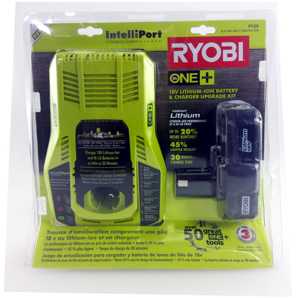 Surebonder Ryobi Battery Only / Charger only