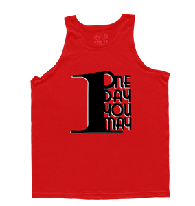 5% Nutrition One Day You May Tank Top