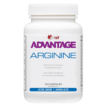 Load image into Gallery viewer, Advantage Arginine 120 caps