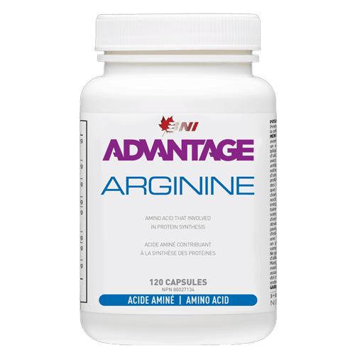 Advantage Arginine 120 caps