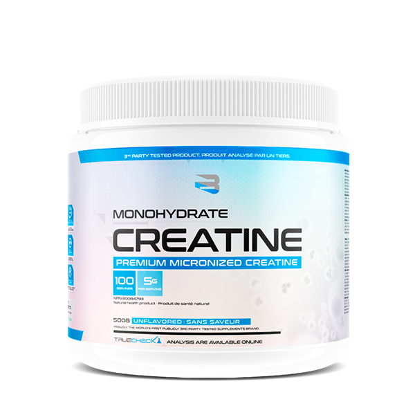 Believe Creatine 500g