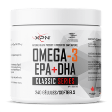 Load image into Gallery viewer, XPN Omega 3 EPA+DHA 240 caps