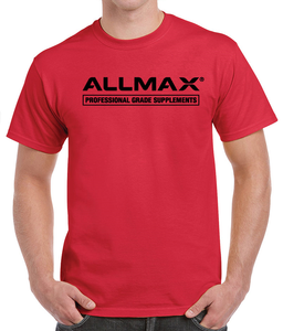 Atomik Nutrition T-Shirt Red