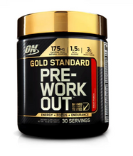 Load image into Gallery viewer, Optimum Nutrition Gold Standard Pre 300g