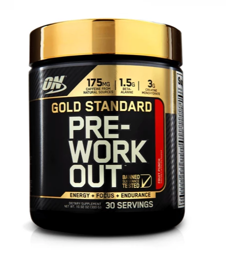Optimum Nutrition Gold Standard Pre 300g