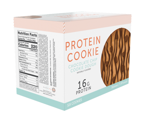 Alani Nu Protein Cookie 12x56g