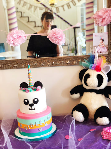Pandicorn Pandacorn Birthday Party Theme For Kids DIY Decorations How To Throw A