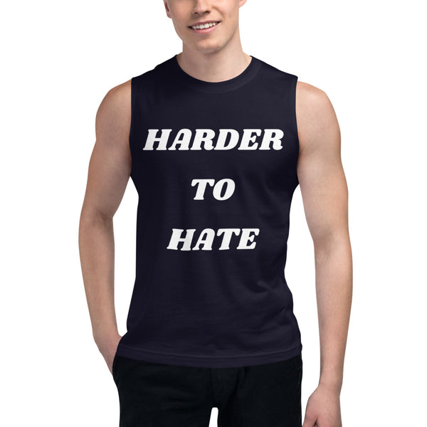 Harder to Hate Tank Adult