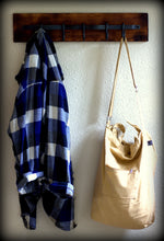 Load image into Gallery viewer, Rustic Coat Rack