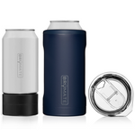 HOPSULATOR TRíO 3-in-1 | Matte Navy (16oz/12oz cans)