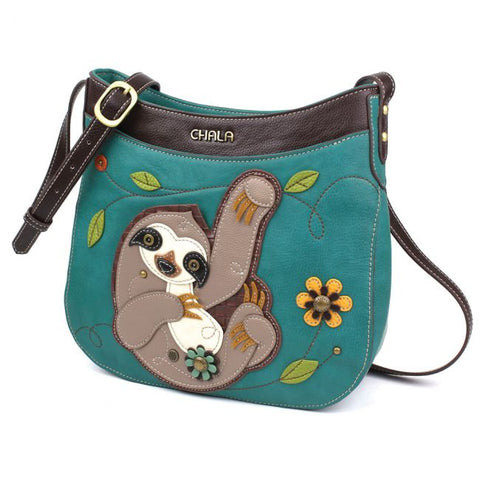 Sloth - Crescent Crossbody