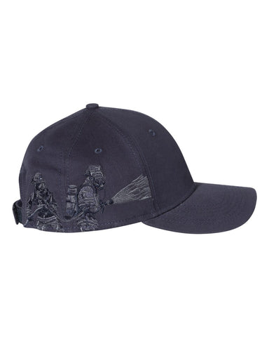 Dri Duck Navy Firefighter Hat