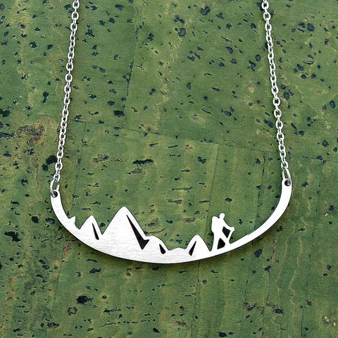 Hiker Necklace