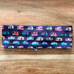 Purple Camper Headband