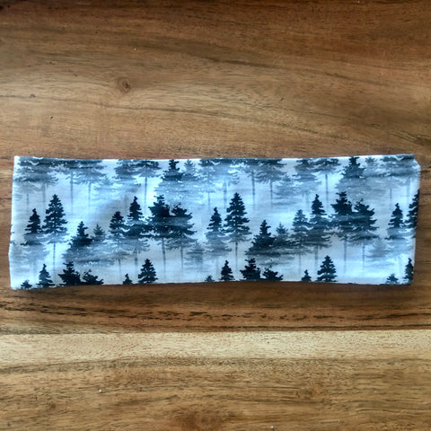 Grey Forest Headband