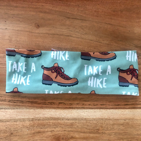 Take A Hike Headband