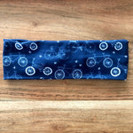 Navy Biking Headband
