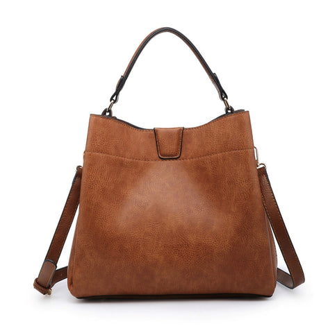 Tati Hobo Bag Camel
