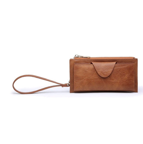 Kyla Wallet Brown