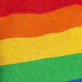 March with Pride Unisex Crew Socks- S/M