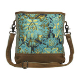 Myra Aqua Trail Shoulder Bag