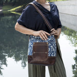 Myra Blue Bliss Shoulder Bag