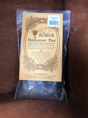 Samovar House Blend 3 oz.