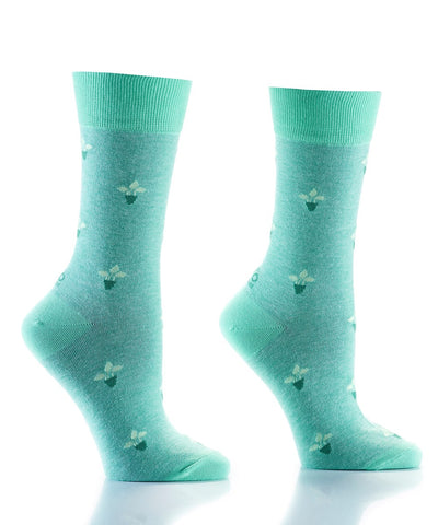 Plant Lady Women's Crew Socks