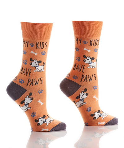 Four Legged Kid Women's Crew Socks