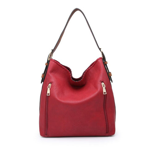 Wine Alexa 2 in 1 Hobo Bag