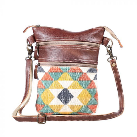 Myra Awesome Twosome Crossbody Bag