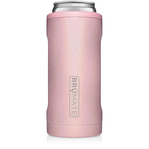 Hopsulator Slim |Glitter Blush (12oz Slim Cans)