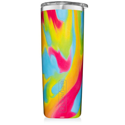 BRÜMATE HIGHBALL 12OZ | TIE-DYE