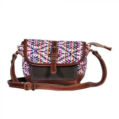 Myra Old School Crossbody Bag