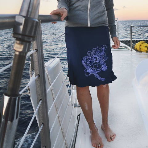 Sea Turtle Skirt